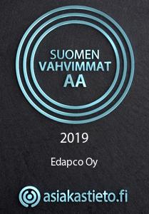 Suomen vahvimmat 2018 (asiakastieto.fi)