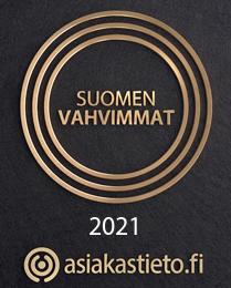 Suomen vahvimmat 2021 (asiakastieto.fi)